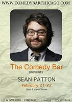 Sean Patton: Feb 21 & 22