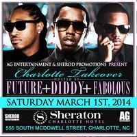 AG ENTERTAINMENT & SHEROD PROMOTIONS PRESENT :: DIDDY...