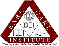 EARL CARL INSTITUTE FOR LEGAL & SOCIAL POLICY, INC. (www.earlcarlinstitute.org) logo