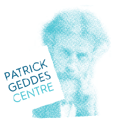 The Patrick Geddes Centre at Riddle's Court logo