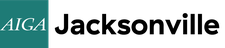 AIGA Jacksonville logo