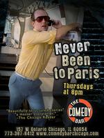 Thursday Feb 27: Never Been To Paris