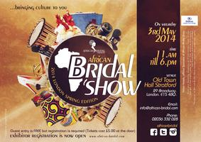 African Bridal Show - London Spring Edition 2014