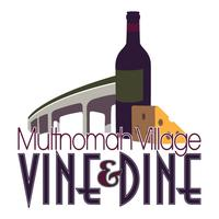 Multnomah Village Vine & Dine 2014