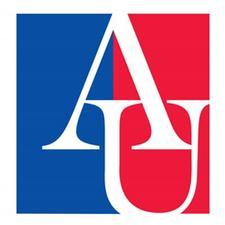 Office of Sponsored Programs, American University logo