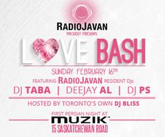 Radio Javan in Toronto at Muzik - This SUNDAY!