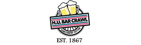 HU Homecoming Bar Crawl 2018 presented by MOVEMAKERS/GoodTimeArmy