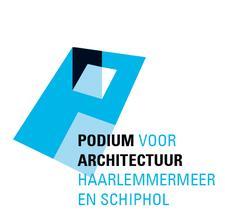 Podium voor Architectuur Haarlemmermeer en Schiphol logo
