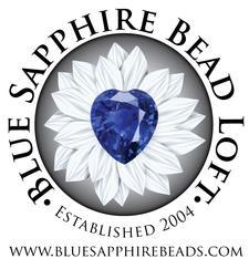 Blue Sapphire Beads logo