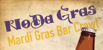 The 2nd Annual NoDa Gras Mardi Gras Bar Crawl