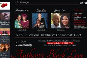 Black Love Day Celebration - Authenticity!