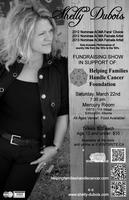 SHELLY DUBOIS' COUNTRY SHOW - FUNDRAISER in support of...