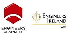 Engineers Australia UK Chapter & Engineers Ireland West Region logo