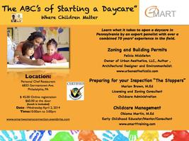 The ABC's of Starting a Daycare
