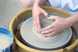 Intro Class: The Potter's Wheel