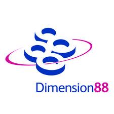 Dimension Eighty Eight ® HR & Training Ltd logo