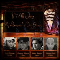 Jason Eskridge Presents: It's All Love, A Valentine's...