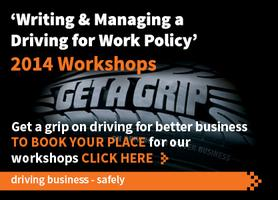 Writing & Managing a Driving for Work Policy Workshop...