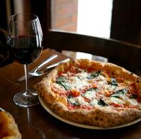 Pizza & Wine Class at 12:00pm