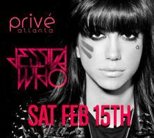 PRIVÉ Saturdays Presents ::  DJ Jessica Who  ::...