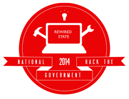 Rewired State's National Hack the Government 2014
