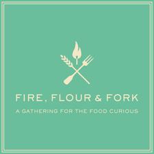 Fire, Flour & Fork 2016 logo