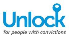 Unlock - for people with convictions logo