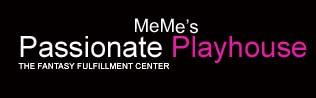 MeMe's Passionate Playhouse Launch Party