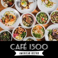 Café 1500 logo