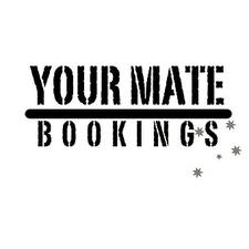 Your Mate Bookings logo