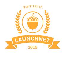 LaunchNET Kent State University logo