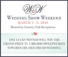 Wedding Show Weekend