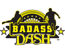 B.A.D. Obstacle Challenge  logo