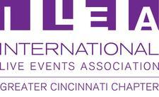 ILEA Cincinnati (International Live Events Association) logo