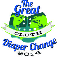 2014 Great Cloth Diaper Change - Upstate SC