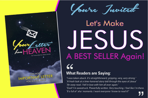 Let's Make Jesus A Best Seller Again!