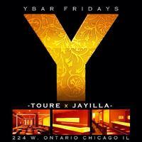 YBar Fridays with Jay Illa and DJ Toure