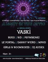 A LIGHT IN THE ATTIC ft VASKI, BUKU, R/D ++