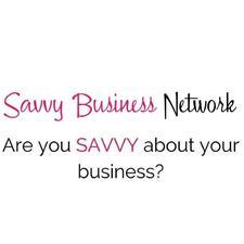 Savvy Business Network logo