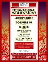   INTERNATIONAL WOMEN'S DAY   ASTRONAUTICA  ...