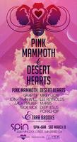 TICKETS AT DOOR!! NOT SOLD OUT. Desert Hearts vs. Pink...