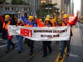 NERT graduates: SF Pride Parade NERT Unit