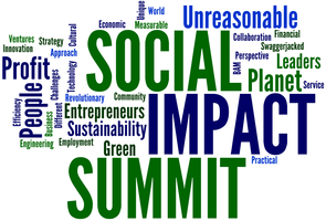 Social Impact Summit Sponsored by Product Development...