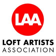 The Loft Artists Association  logo