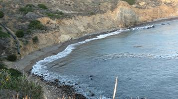 Smuggler's cove sea caves - Sunset hike with nice...