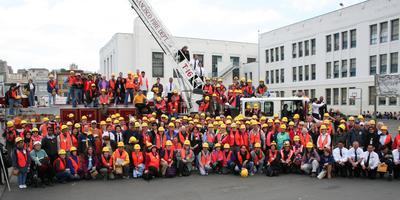 NERT graduates: Citywide Drill