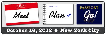 Meet Plan Go New York 2012 - Travel Event