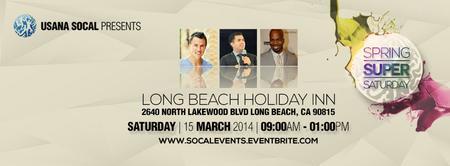 USANA SoCal: Spring Super Saturday 2014