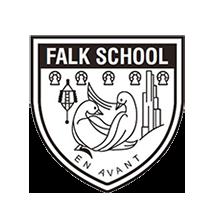 Falk Laboratory School logo