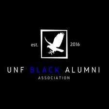 UNF Black Alumni Assocation logo